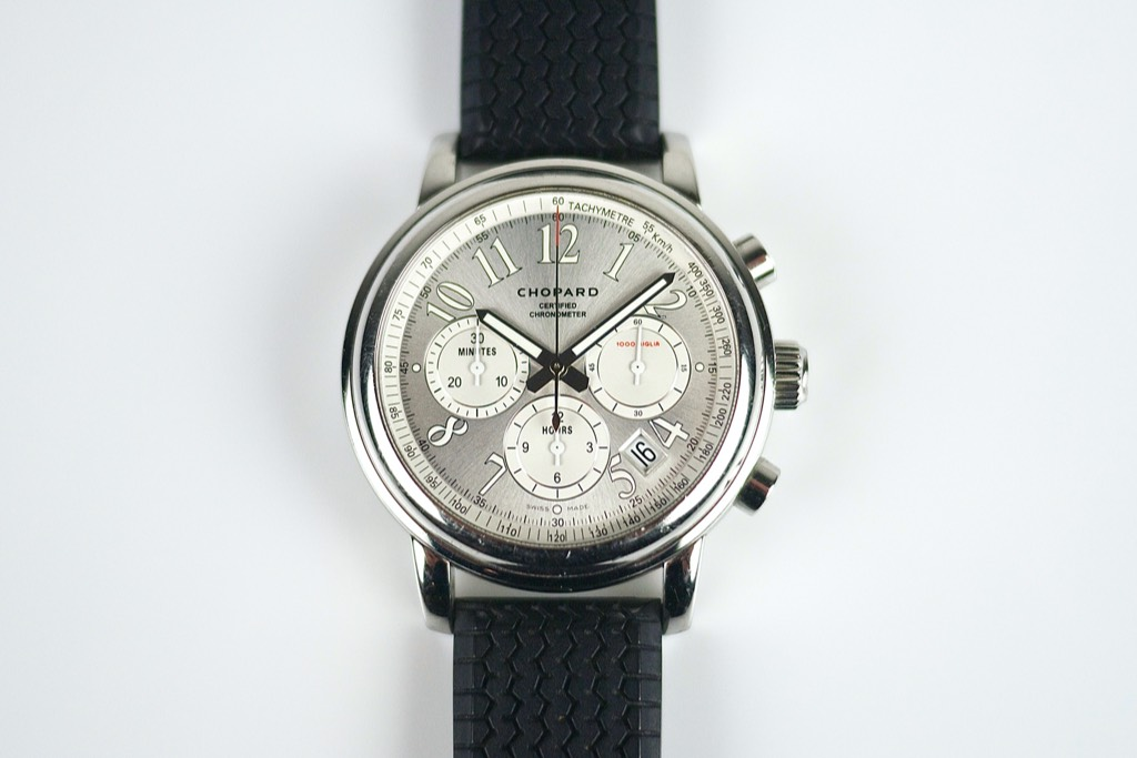 Watch Complications: The Chronograph -  Image 1
