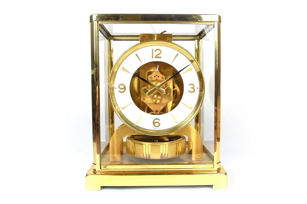 Jaeger-LeCoultre Atmos clocks -  Image 1