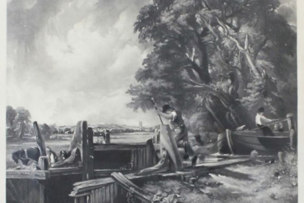 Provenance in Paintings - John Constable? -  Image 1