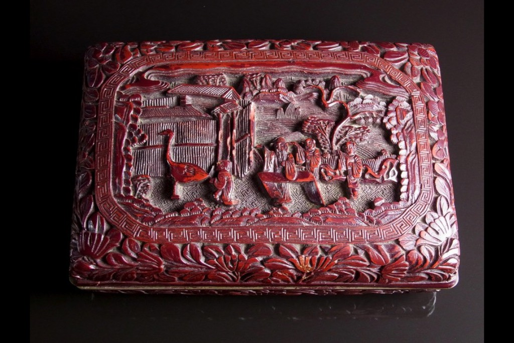 Chinese and Japanese Lacquer -  Image 1