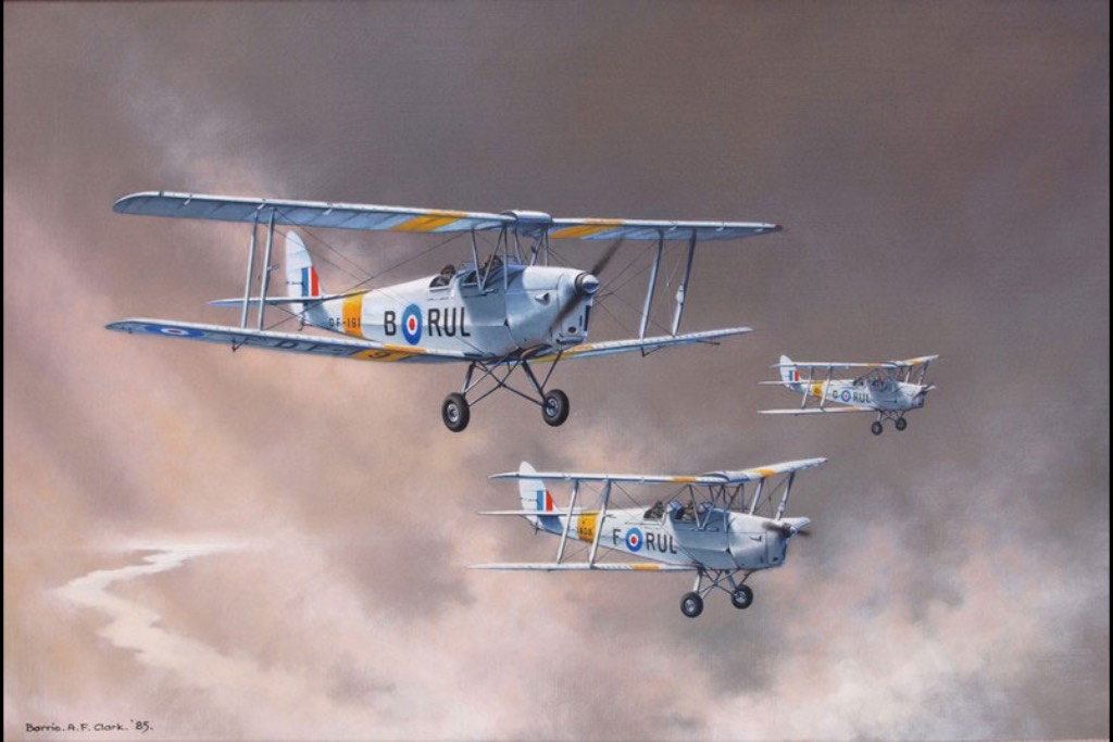 Battle of Britain Paintings -  Image 1